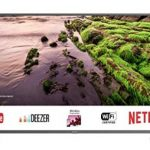 UHD Smart TV Slim de 55 Sharp